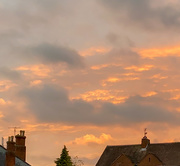 22nd Nov 2020 - Rooftop Sunrise
