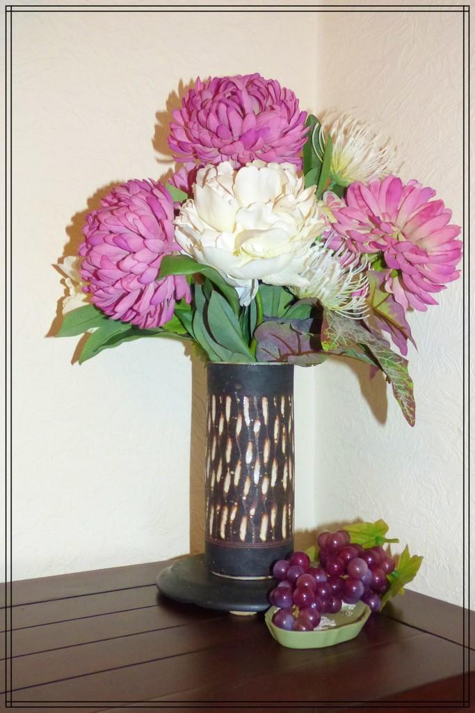 Chrysanthemums  by beryl
