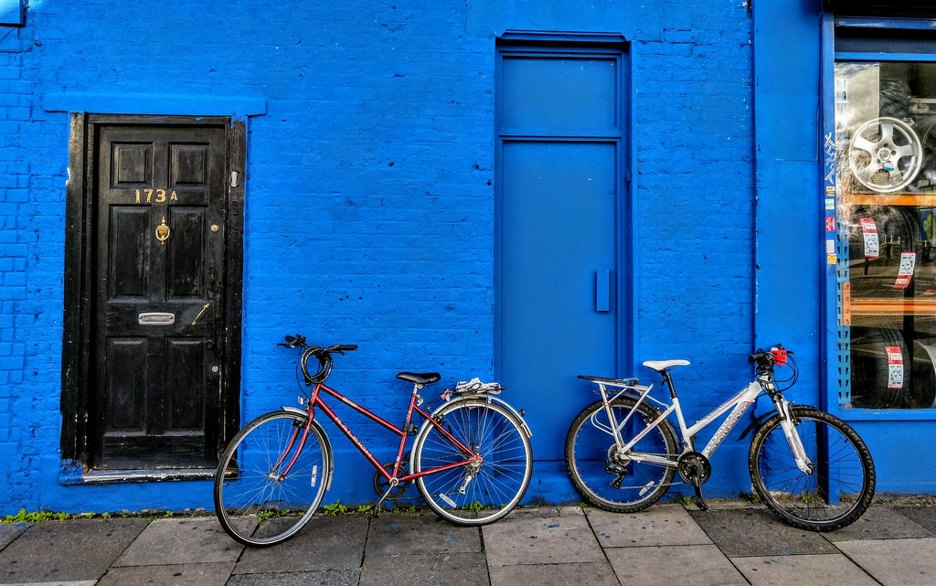 Bicycles by boxplayer