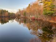 21st Nov 2020 - A little cove on Estes lake