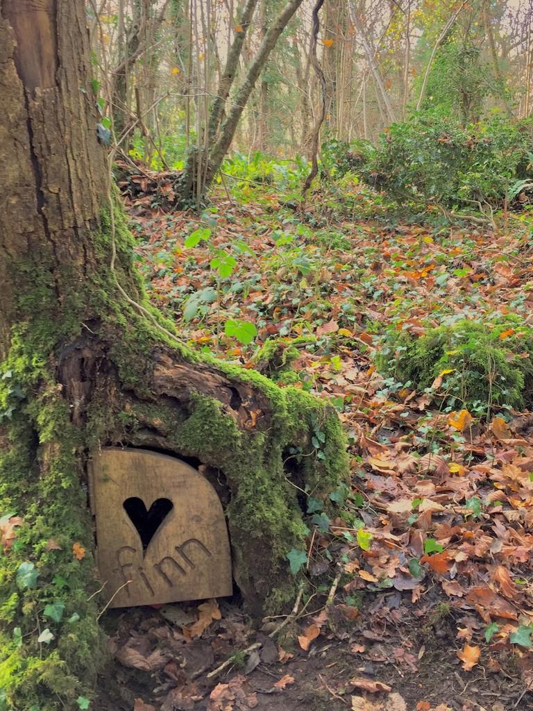 Fairy door by lilaclisa