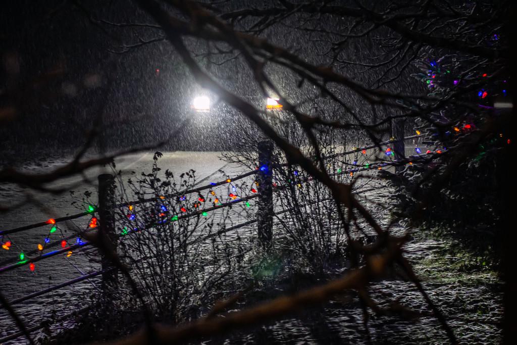 First Snowfall of the Season by farmreporter