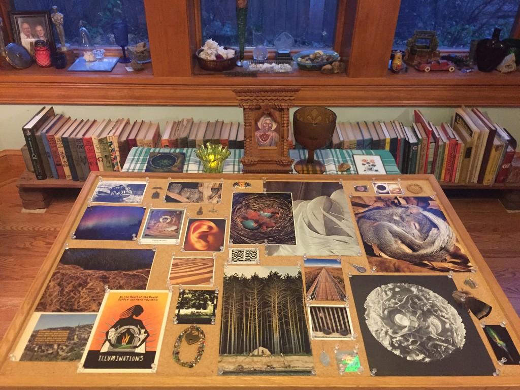 Meditation Board by mcsiegle