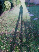 22nd Nov 2020 - Long shadow