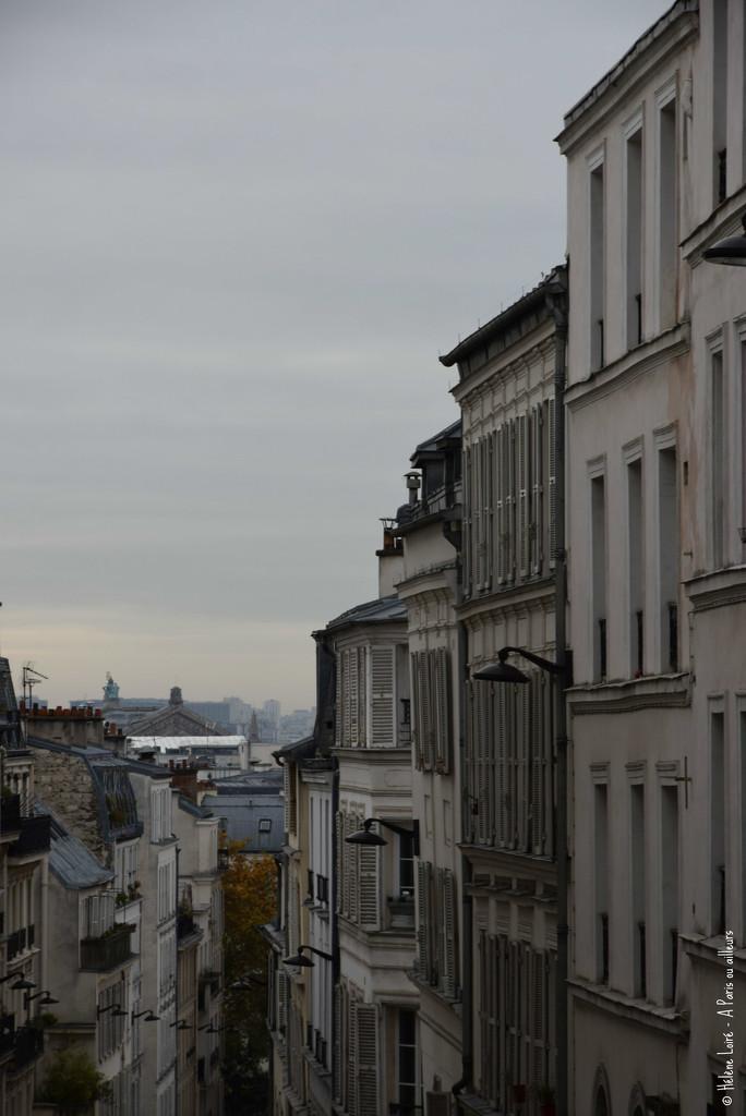 Opera from Montmartre by parisouailleurs