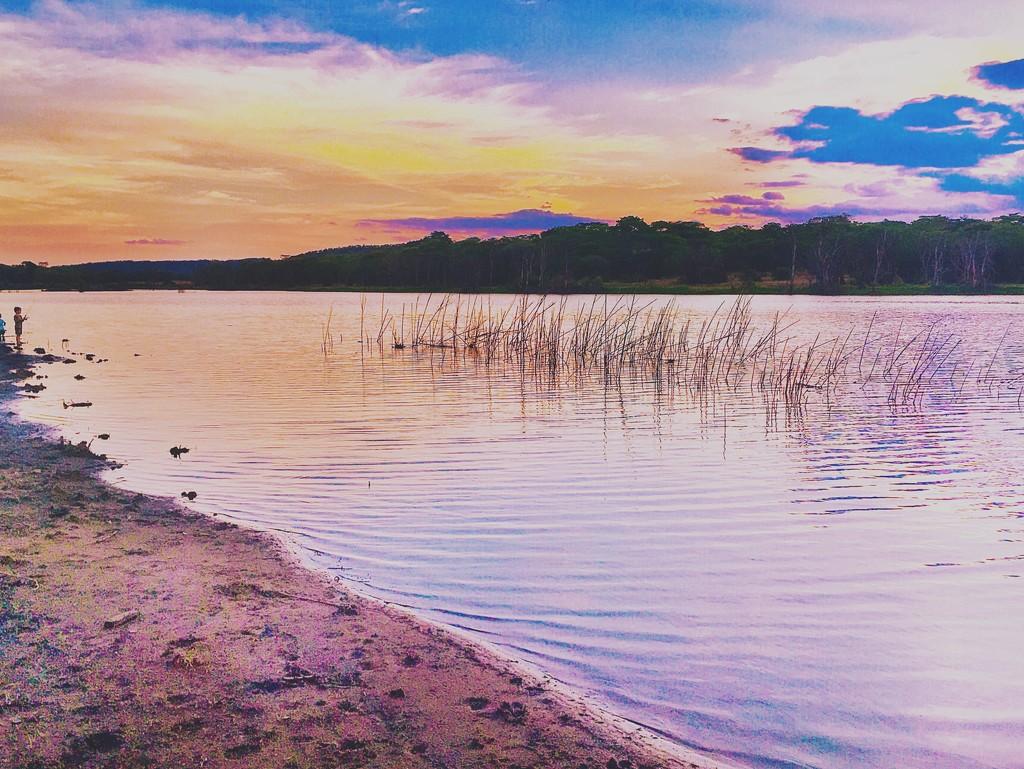 Pastel Sky by zambianlass