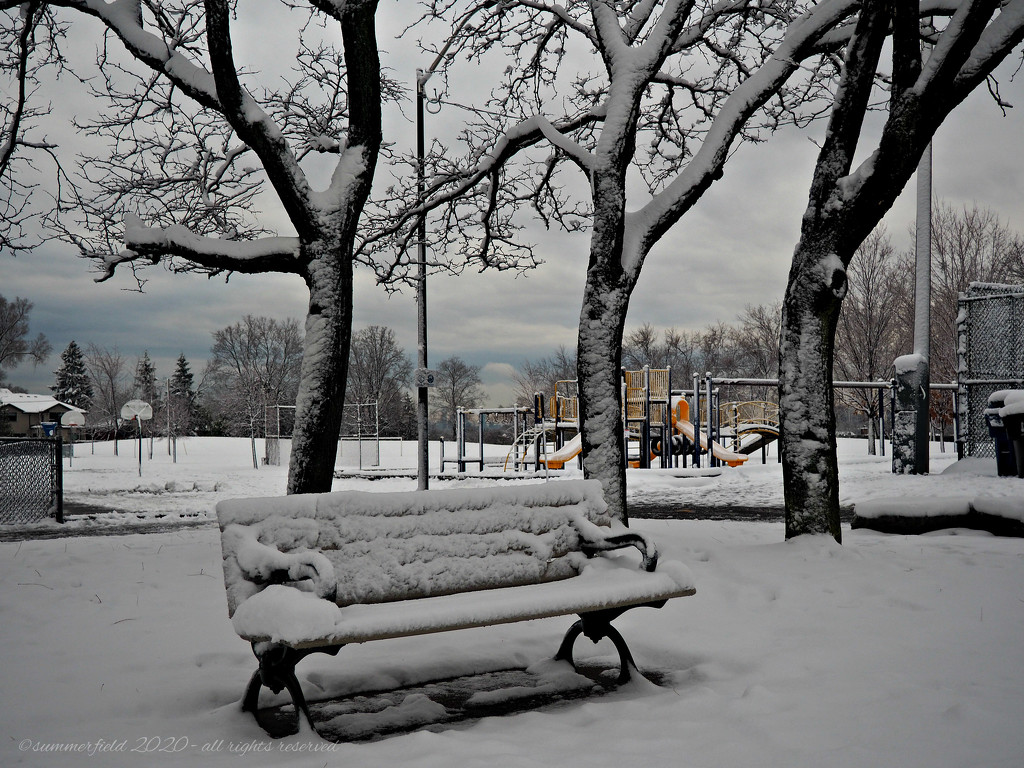 come and sit for a while by summerfield