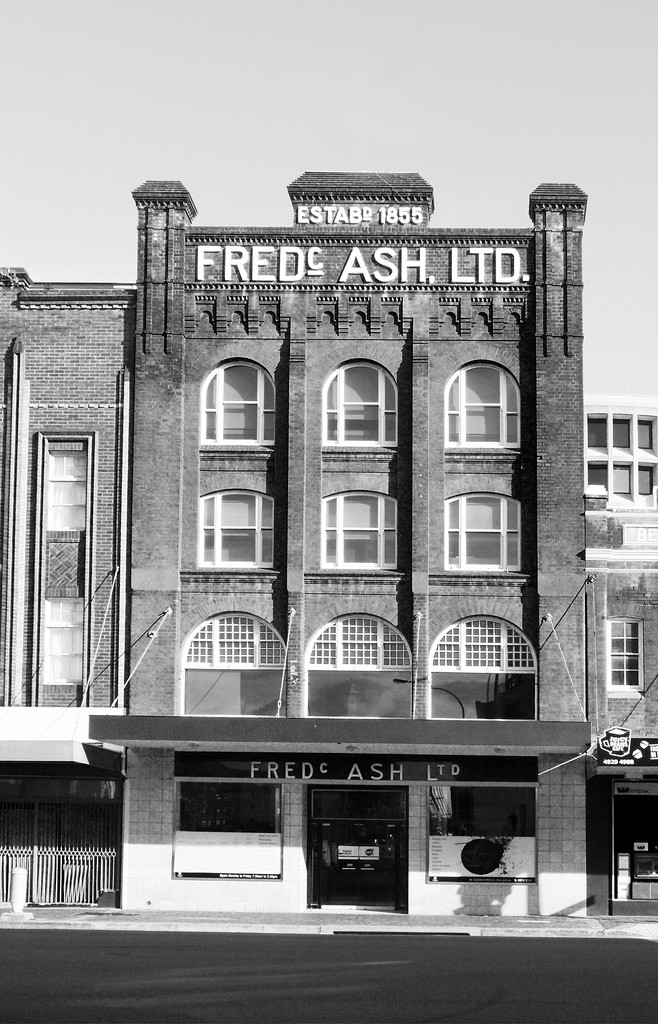 Fred Ash Limited by onewing