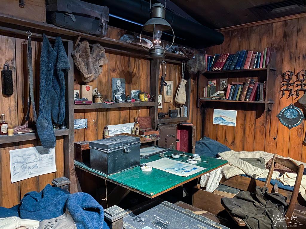 Scotts Hut by yorkshirekiwi