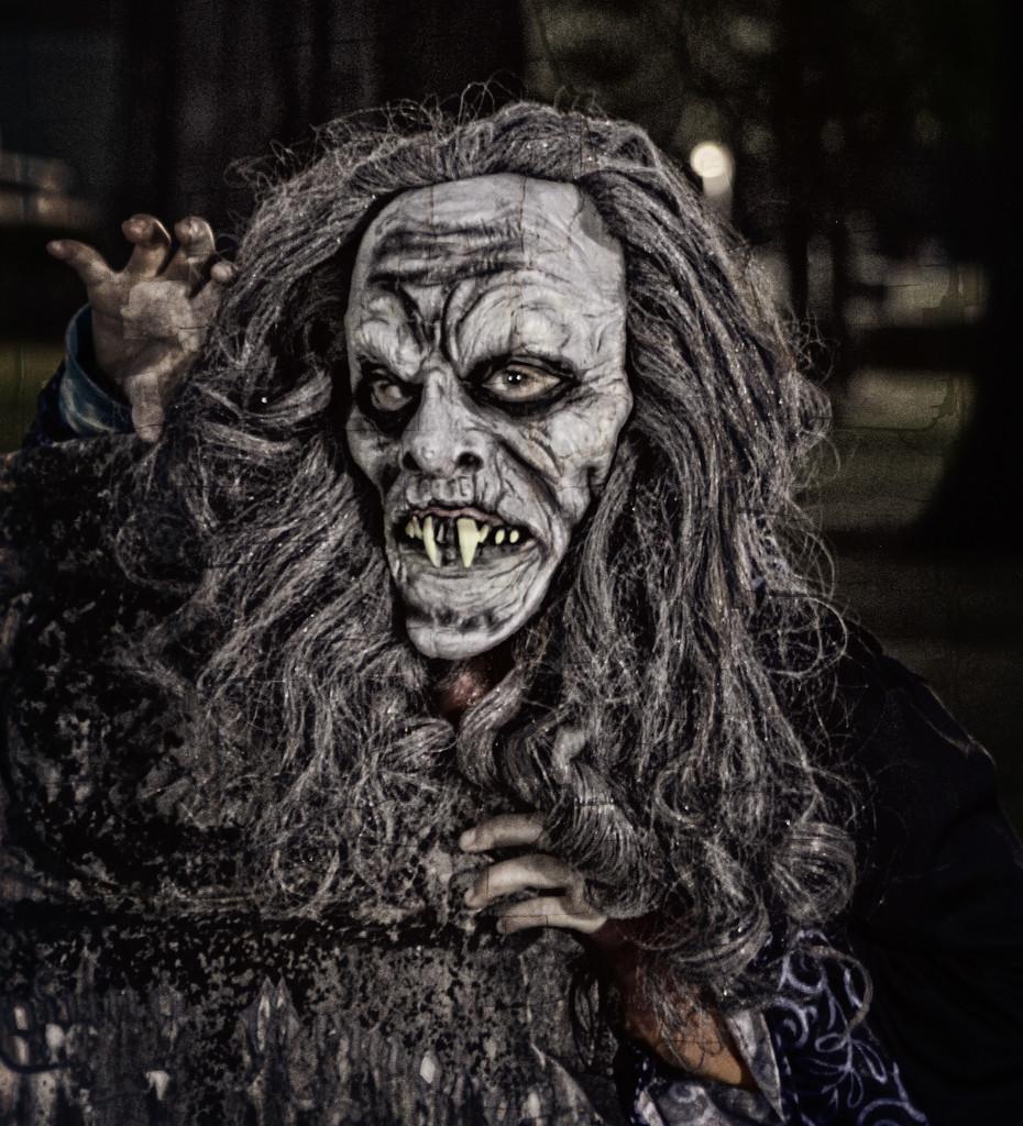 Scary by rustymonkey