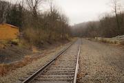 24th Nov 2020 - Railroad tracks