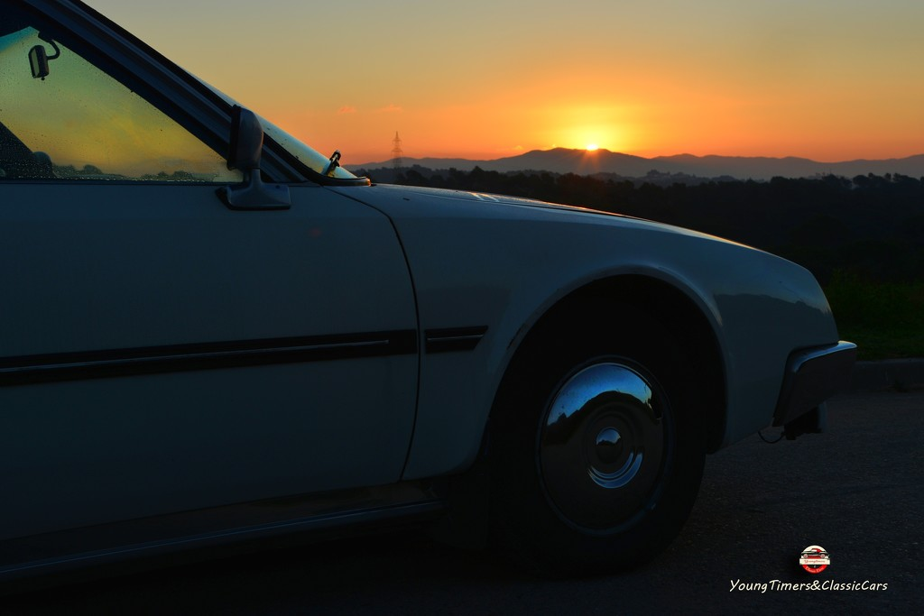 Sunrise... CITROËN CX by yolanda