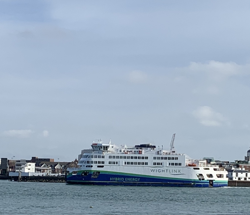 The Wight Link Ferries by bill_gk