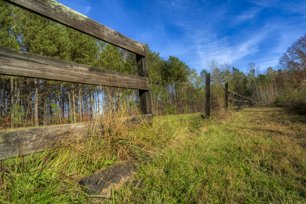 Fences to Mend by kvphoto