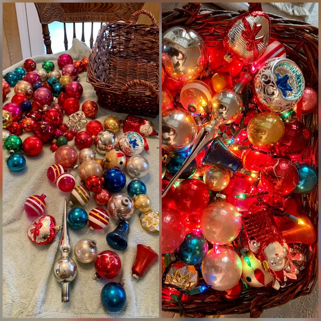Christmas lights!  by louannwarren