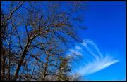 24th Nov 2020 - Wispy Cloud