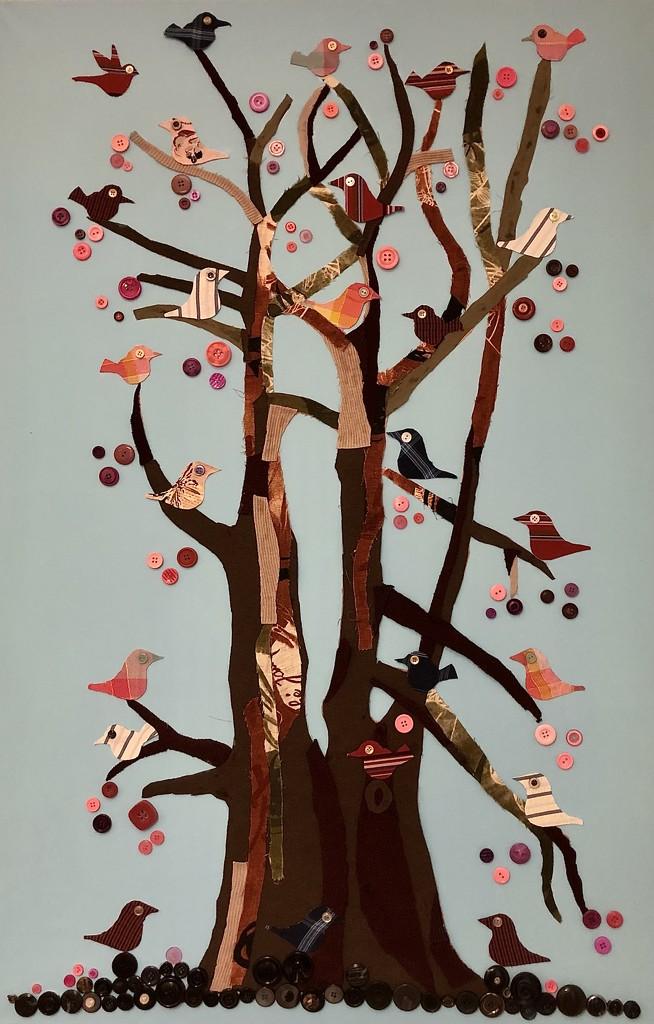 Birds by jacqbb