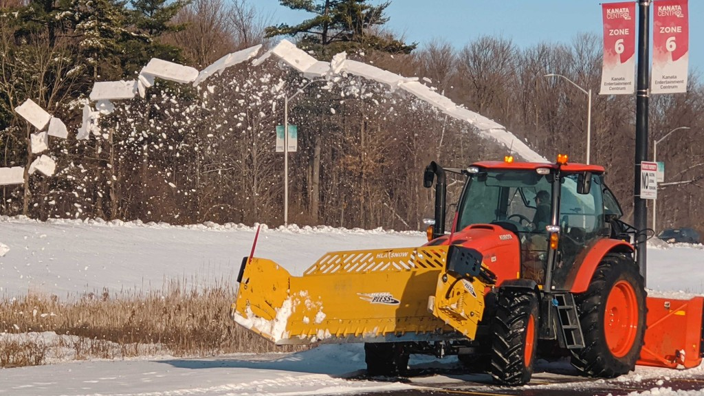 Removing Snow by gq