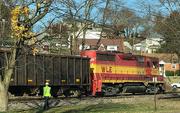 25th Nov 2020 - Train