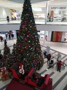 25th Nov 2020 - Santa has arrived at the mall