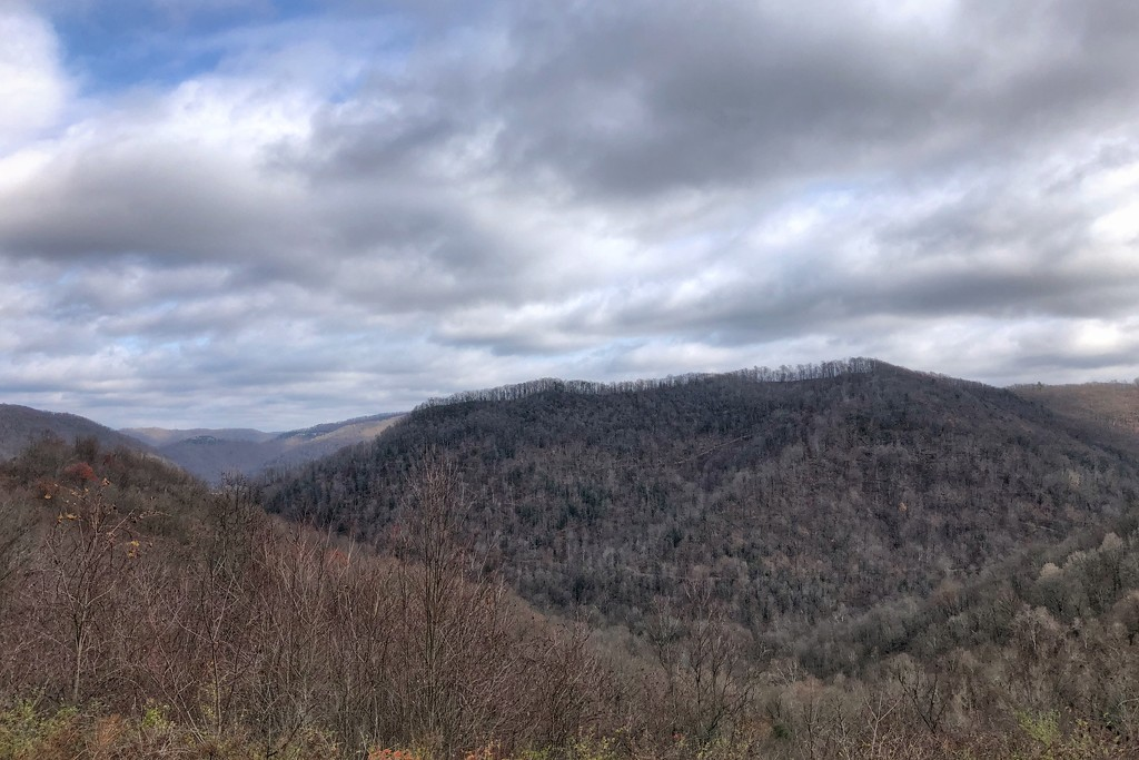 Scenic Overlook - Revisited by lsquared