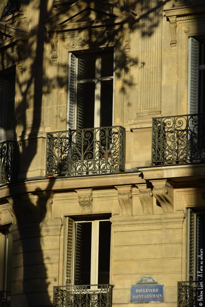 Boulevard Saint Germain by parisouailleurs