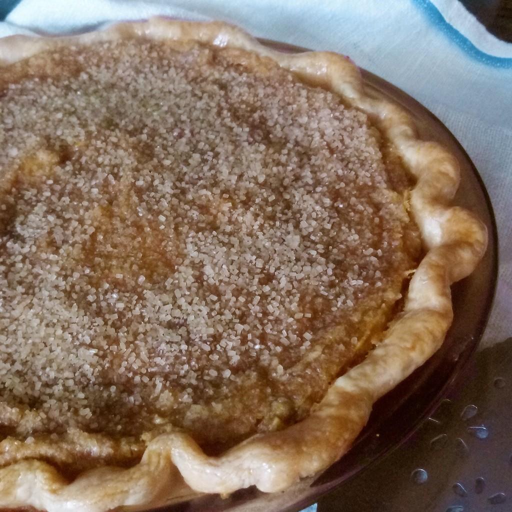 Sweet Potato Pie by lynbonn