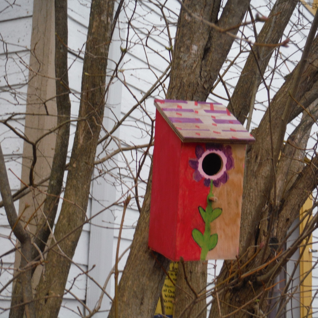 Birdhouse by spanishliz