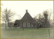 26th Nov 2020 - little farm house in the countryside