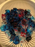 4th Sep 2020 - Ice Dyeing