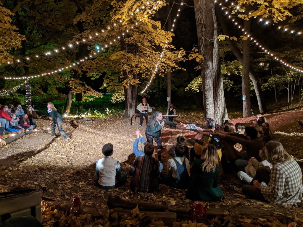 Midsummer Night's Dream by prairiesmoke