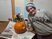 29th Oct 2020 - Pumpkin Carving
