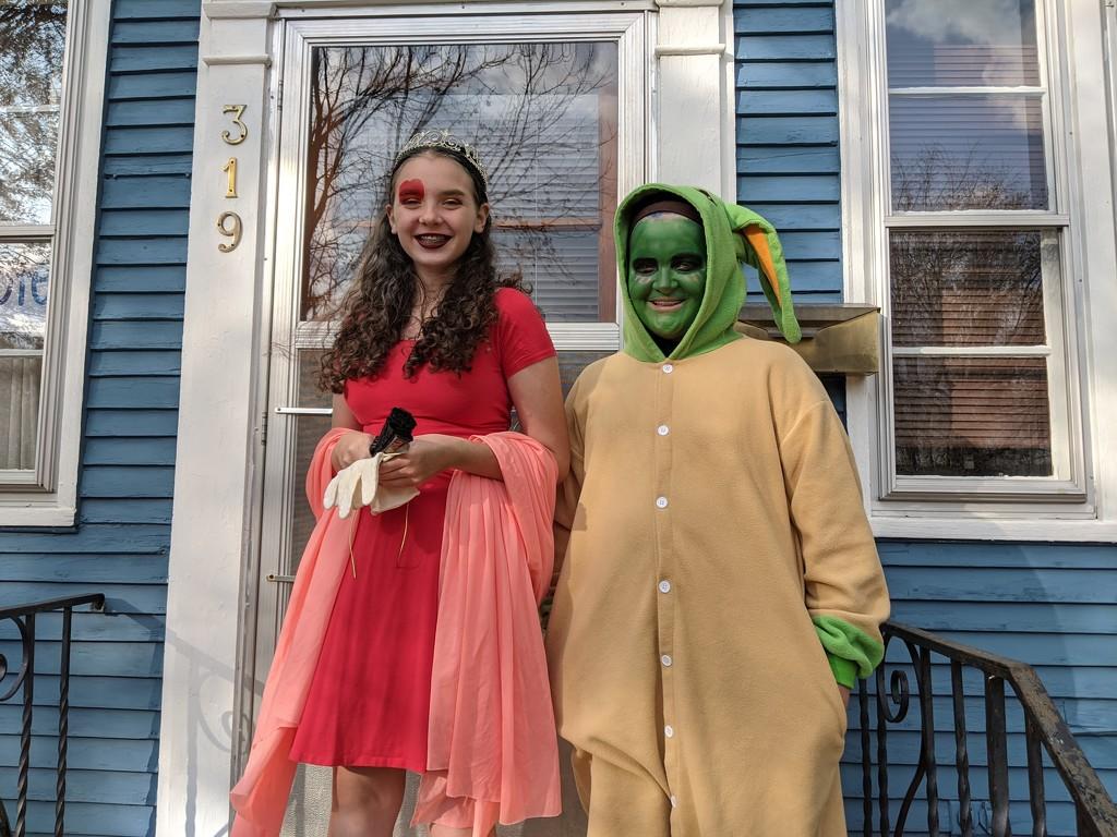 Halloween by prairiesmoke