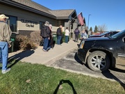 3rd Nov 2020 - Election Day Lines