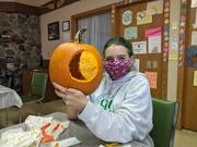 16th Oct 2020 - Pumpkin Carving