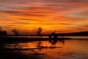 26th Nov 2020 - LHG-5257- Golden Autumn sunset at LakeGuntersville