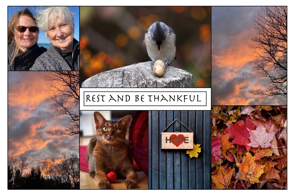 Rest and Be Thankful by berelaxed