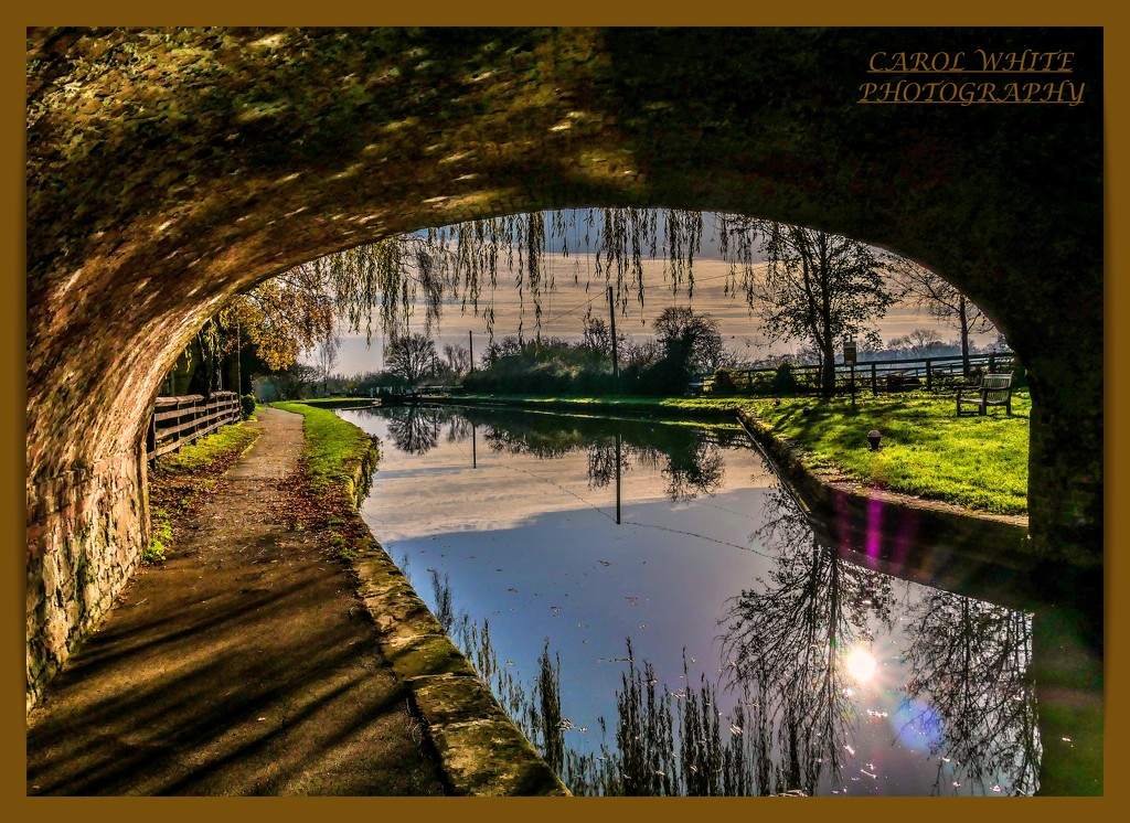 Reflections From Under The Bridge by carolmw