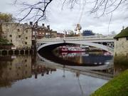 27th Nov 2020 - Lendal Bridge, York