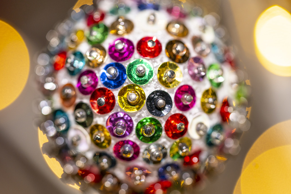 Ball Ornament by k9photo