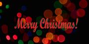 27th Nov 2020 - Merry Christmas!
