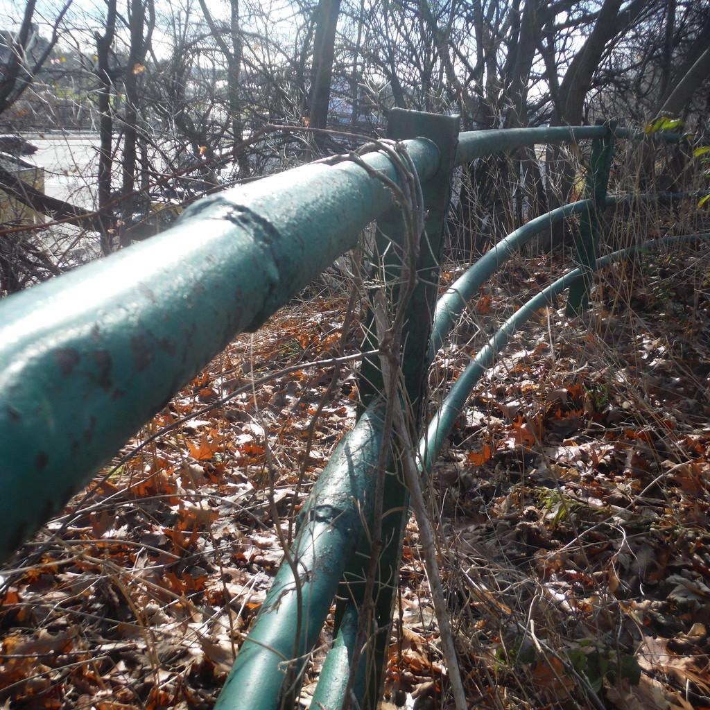 Fence by spanishliz