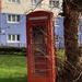 The Wonky Telephone Kiosk