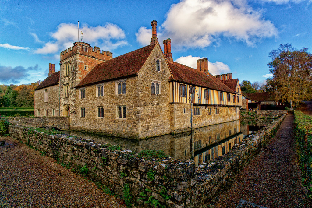 1129 - Ightham Mote by bob65