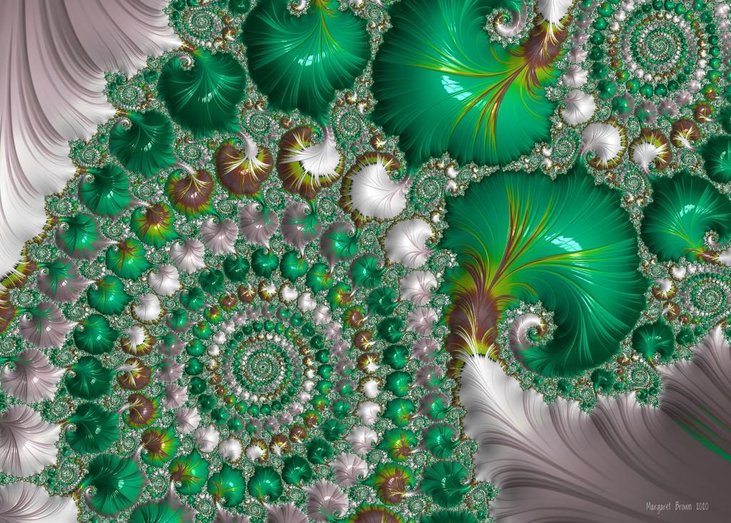 Green by craftymeg