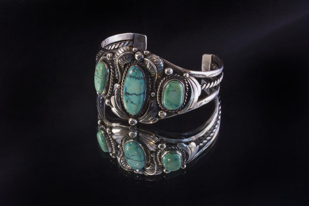 Turquoise Bracelet by kvphoto