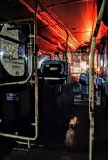 26th Nov 2020 - On the bus, in the dark