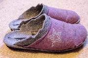 28th Nov 2020 - Holey slippers