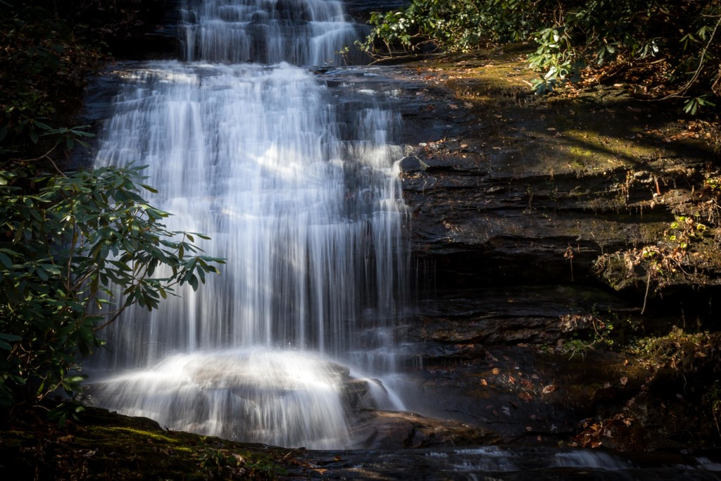 DeSoto Falls N. Ga Mountains by darylo
