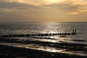 29th Nov 2020 - Sundow at the sea side